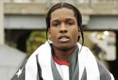 """A$AP Rocky Says His Mom Downloaded """"Long.Live.A$AP"""" Illegally"""