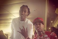 "BTS Photos: Video Shoot For Tyga's ""Show You"" With Future"