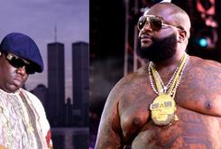 """Rick Ross Samples Biggie, Recalls Attempted Shooting On Track From """"Mastermind"""""""