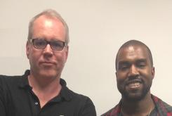 Bret Easton Ellis Confirms He's Working With Kanye West On A Film
