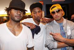 N.E.R.D Hint That New Music Is On The Way During Live Show