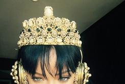 "Rihanna's ""ANTI"" Tracklist Leaked By Tidal"