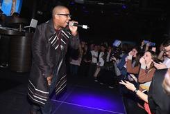 Ja Rule Smacks Fan Who Threw A Beer Can At His Head