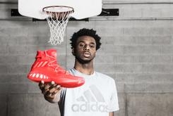 """Adidas Reveals The """"Crazy Explosive"""" To Be Worn By Andrew Wiggins"""