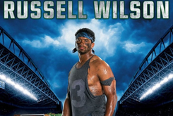 """The Internet Is Trashing Russell Wilson's """"Armed & Dangeruss"""" Poster"""