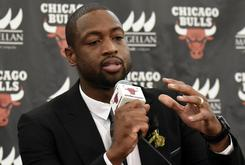 Dwyane Wade's Cousin Shot And Killed In Chicago While Walking With Her Baby