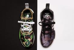 The BAPE x Adidas NMD Now Releasing This Saturday