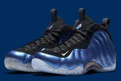 """""""Royal"""" Nike Air Foamposite One Release Date Announced"""