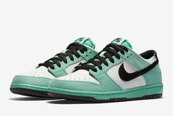 """Sea Crystal"" Nike SB Returning In Low-Top Form"