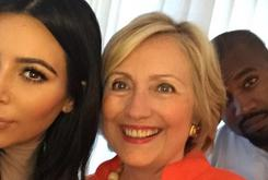 Kanye West Donated $2,700 To Hillary Clinton's Campaign