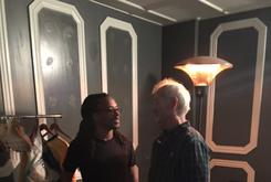 Bill Murray Attends & Demands Encore At Lupe Fiasco Concert