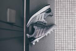 """Adidas Introduces UltraBoost And UltraBoost Cleat """"Silver Pack"""""""