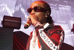 Quavo Was The Most Streamed Rap Artist On Spotify Today