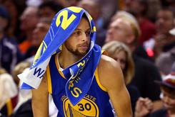 Steph Curry's Game-Worn Jersey From Game 3 Sells For Record Price