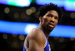 "NBA Fines Joel Embiid For Saying ""F*ck LaVar Ball"" In Instagram Video"