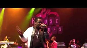"Puff Daddy - Diddy Joins Faith Evans For ""I'll Be Missing You"" In L.A. Feat. Faith Evans"