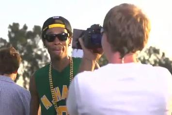 """Wiz Khalifa & Snoop Dogg Feat. Bruno Mars """"Behind The Scnes of """"Young, Wild & Free"""" Video"""" Video"""