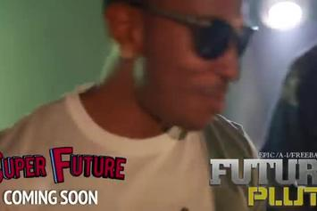 "Future Feat. Ludacris & Diddy ""BTS - Same Damn Time "" Video"