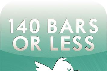 140 Bars Or Less: September 8th to 15th