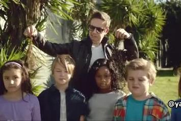 "The Lonely Island Feat. Kendrick Lamar & Adam Levine ""YOLO"" Video"