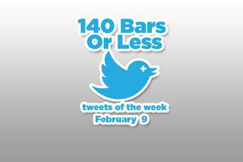 140 Bars Or Less: Tweets Of The Week - Feb. 09