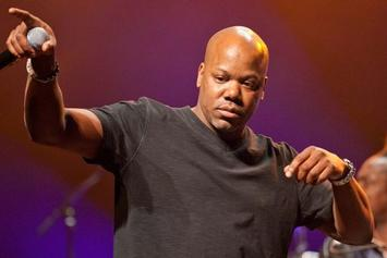 Too Short Arrested For DUI & Possession Of Narcotics [Update: Too Short Released From Jail]