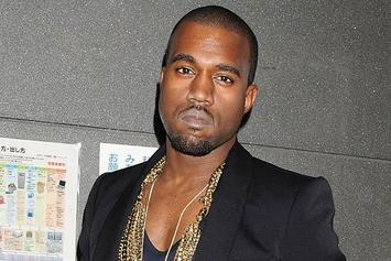 "Kanye West's New Album Is Reportedly Complete, & It's ""Dark"""