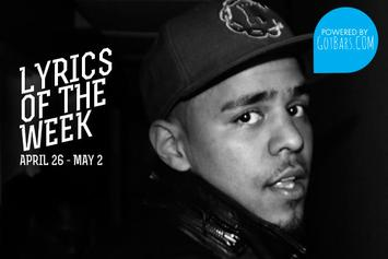Lyrics Of The Week: April 26 - May 2