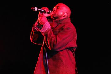 "Kanye West Announces ""Red October"" Air Yeezy 2 Sneaker Giveaway"