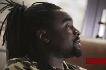"Wale """"The Gifted"" Documentary"" Video"