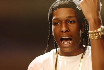 Video Surfaces Of A$AP Rocky Possibly Slapping A Female Fan