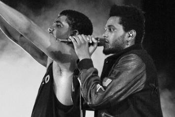 Drake & The Weeknd Back In The Studio Together