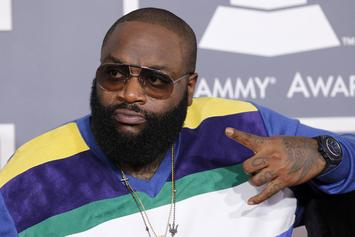 """Rick Ross To Perform With """"1500 Or Nothin"""" Band, Concert To Be Broadcasted Nationally"""