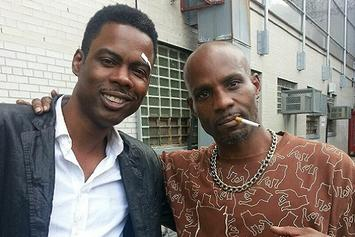 DMX To Appear Alongside Chris Rock In Upcoming Film