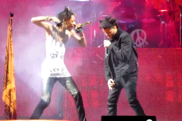 """Wiz Khalifa """"Brings Out The Weeknd In Toronto"""" Video"""