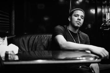 """J. Cole Explains How Macklemore's """"Thrift Shop"""" Single Helps His Own Single """"Crooked Smile"""""""