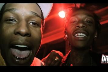 "Episode 5 of Our Exclusive ""Under The Influence"" BTS With Wiz Khalifa, A$AP Rocky, Berner & More (Finale)"