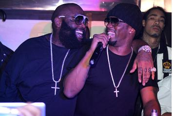 Diddy Apparently Lost $1 Million To Rick Ross In A Dice Game