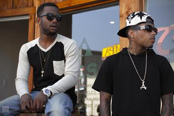 "Kid Ink Feat. Casey Veggies ""I Know Who You Are"" Video"