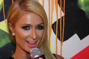 Paris Hilton Is A Tomboy At Heart, Played Ice Hockey & Sky Dives