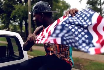 "Tabius Tate Feat. King South ""Thankful (Neva Had Sh*t)"" [HeatSeekers Video Edition]"