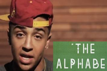 "Luke Christopher ""The Alphabet (Official Music Video)"""