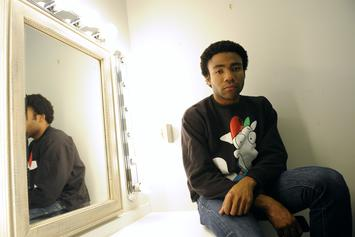 "Childish Gambino Talks About ""Because The Internet,"" Says It's ""Not A Rap Album"""
