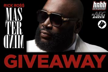 "Contest Giveaway: Win Tickets To The Rick Ross ""Mastermind"" Tour"