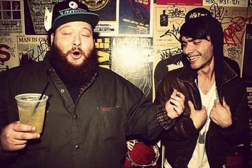 """Review: Action Bronson & Party Supplies' """"Blue Chips 2"""""""