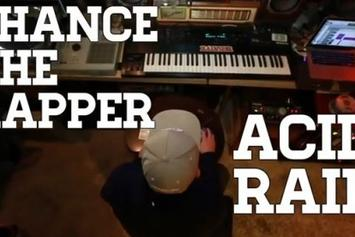 "Jake One Breaks Down The Making Of Chance The Rapper's ""Acid Rain"""