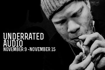 Underrated Audio: November 9- November 15