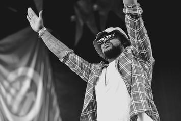"Release Date For ScHoolboy Q's ""Oxymoron"" To Be Announced Next Week"