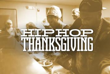 Rappers Celebrate Thanksgiving 2013