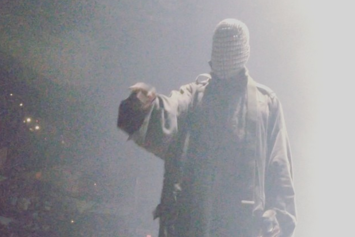 Kanye West Kicks A Heckler Out Of His Show In San Antonio